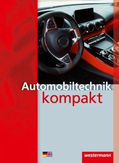 Automobiltechnik kompakt - Kruse, Dietrich