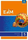 Elemente der Mathematik 5. Arbeitsheft mit Lösungen. Bayern