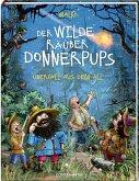 Überfall aus dem All / Der wilde Räuber Donnerpups Bd.2
