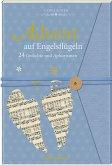 Briefbuch - Advent auf Engelsflügeln
