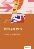 Alles auf Lager. Store and More. Englisch. Arbeitsbuch