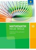 Mathematik Neue Wege 10. Arbeitsbuch. S1. G9. Niedersachsen