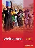 Weltkunde 7 / 8. Schülerband. Gemeinschaftsschulen. Schleswig-Holstein