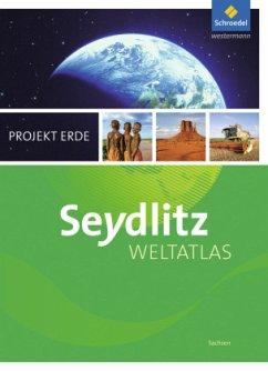 Seydlitz Weltatlas Projekt Erde. Sachsen. Ausga...