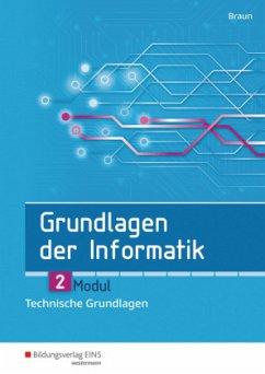Grundlagen der Informatik. Modul 2. Schülerband