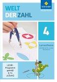 4. Schuljahr, 1 CD-ROM / Welt der Zahl, Allgemeine Ausgabe 2015