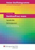 Holzer Stofftelegramme Bankkauffrau/-mann. Aufgabenband. Baden-Württemberg