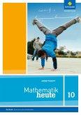 Mathematik heute 10. Arbeitsheft. Sachsen. Realschulbildungsgang