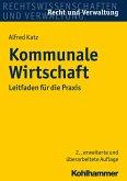 Kommunale Wirtschaft (eBook, ePUB)
