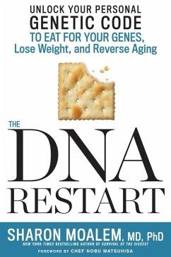 The DNA Restart (eBook, ePUB) - Moalem, Sharon