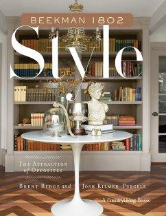Beekman 1802 Style (eBook, ePUB) - Ridge, Brent; Kilmer-Purcell, Josh