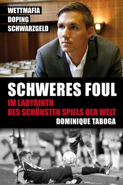 Schweres Foul (eBook, ePUB) - Taboga, Dominique