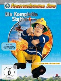 FM KIDS DVD-Box: Feuerwehrmann Sam CGI - Die komplette 6. Staffel