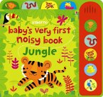 Baby's Very First Noisy Book Jungle