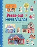 Press-Out Paper Village