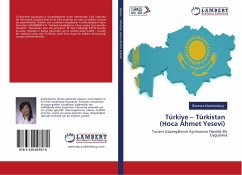 9783330007079 - Khairzhankyzy, Zhannera: Türkiye - Türkistan (Hoca Ahmet Yesevi) - Buch