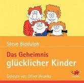 Das Geheimnis glücklicher Kinder, 4 Audio-CDs