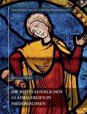 Die mittelalterlichen Glasmalereien in Niedersachsen