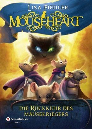 Buch-Reihe Mouseheart von Lisa Fiedler