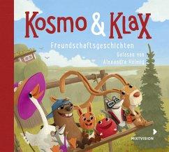 Kosmo & Klax - Freundschaftsgeschichten, Audio-CD