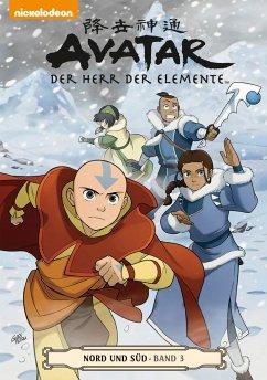 Nord und Süd 3 / Avatar - Der Herr der Elemente Bd.16