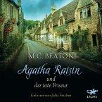Agatha Raisin und der tote Friseur / Agatha Raisin Bd.8 (Audio-CD)