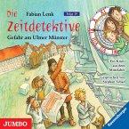 Gefahr am Ulmer Münster / Die Zeitdetektive Bd.19 (MP3-Download)