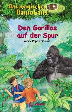 Den Gorillas auf der Spur / Das magische Baumhaus Bd.24 (eBook, ePUB) - Pope Osborne, Mary