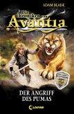 Der Angriff des Pumas / Die Chroniken von Avantia Bd.3 (eBook, ePUB)