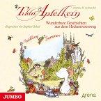 Tilda Apfelkern. Wunderbare Geschichten aus dem Heckenrosenweg: Frühling und Sommer (MP3-Download)