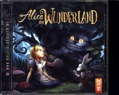 Alice im Wunderland, 1 Audio-CD - Jötten, Lukas