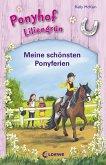 Meine schönsten Ponyferien / Ponyhof Liliengrün Bd.1-3 (eBook, ePUB)