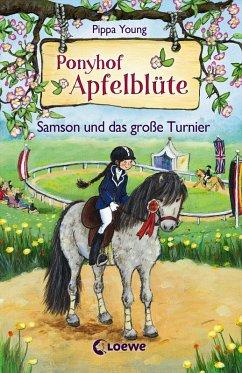 Samson und das große Turnier / Ponyhof Apfelblüte Bd.9 (eBook, ePUB) - Young, Pippa