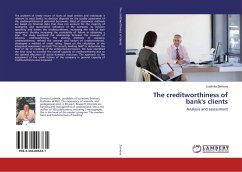 9783330006331 - Zernova, Liudmila: The creditworthiness of bank´s clients - Buch