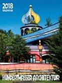Grosser Hundertwasser Architektur Kalender 2018