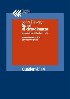 Spazi di cittadinanza (eBook, ePUB)