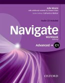 Navigate: C1 Advanced. Workbook with CD (with Key)
