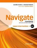 Navigate Upper-Intermediate B2 Student's Book with DVD-ROM and OOSP Pack