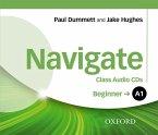 Navigate: A1 Beginner. Class Audio CDs