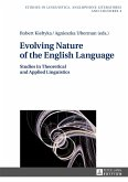 Evolving Nature of the English Language