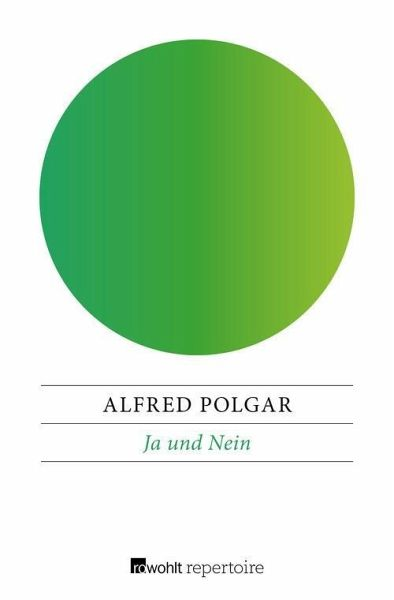 ja und nein ebook epub von alfred polgar. Black Bedroom Furniture Sets. Home Design Ideas