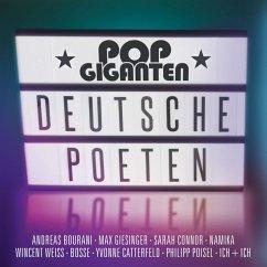 Pop Giganten-Deutsche Poeten - Diverse