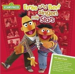 Sesamstraße: Ernie und Bert singen mit Stars, 1 Audio-CD