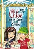 Chloé und der Sprung in der Schüssel / Chloé Bd.2 (eBook, ePUB)