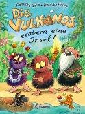 Die Vulkanos erobern eine Insel / Vulkanos Bd.7 (eBook, ePUB)