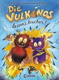 Die Vulkanos lassen's krachen! / Vulkanos Bd.3 (eBook, ePUB)