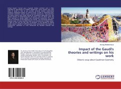 Impact of the Gaudi's theories and writings on his work
