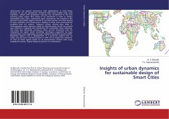 9783330001718 - Bharath, H. A.; Ramachandra, T.V.: Insights of urban dynamics for sustainable design of Smart Cities - Buch