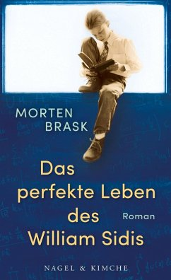 Das perfekte Leben des William Sidis (eBook, ePUB) - Brask, Morten