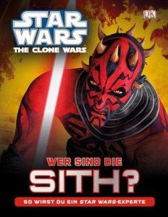Star Wars The Clone Wars - Wer sind die Sith? (Mängelexemplar)